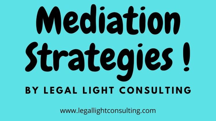Mediation in Family Law by legal light consulting