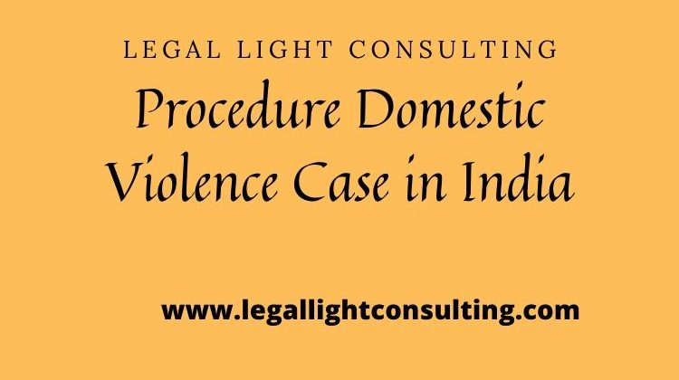 Domestic Violence Case in India on legal light consulting