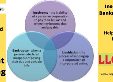 Legal light consulting advocate Insolvency and Bankruptcy
