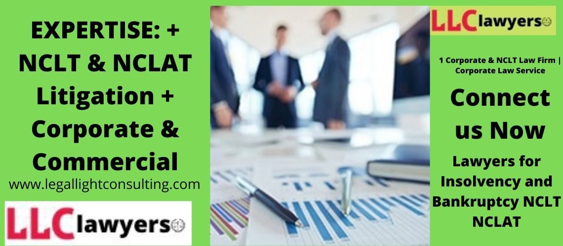 NCLT/NCLAT Lawyers LLC Law Offices