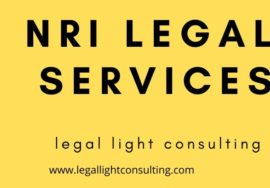 NRI Legal Services by legal light consulting