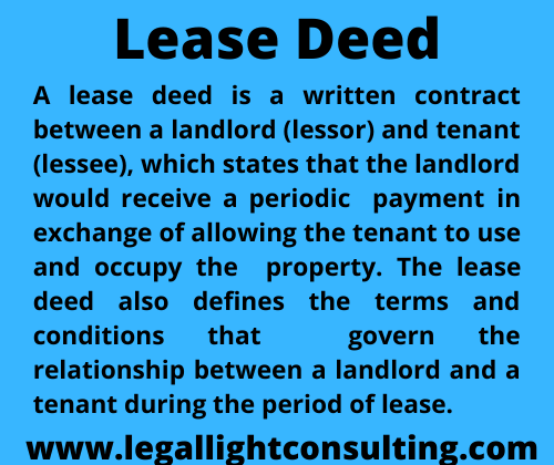 legallightconsulting.com by lease deed